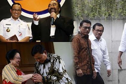Koalisi Jokowi Alami Kontraksi, Berpotensi Pecah