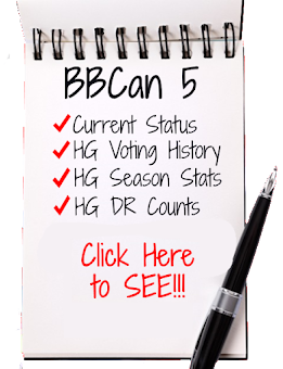 BBCan5 HG Stats