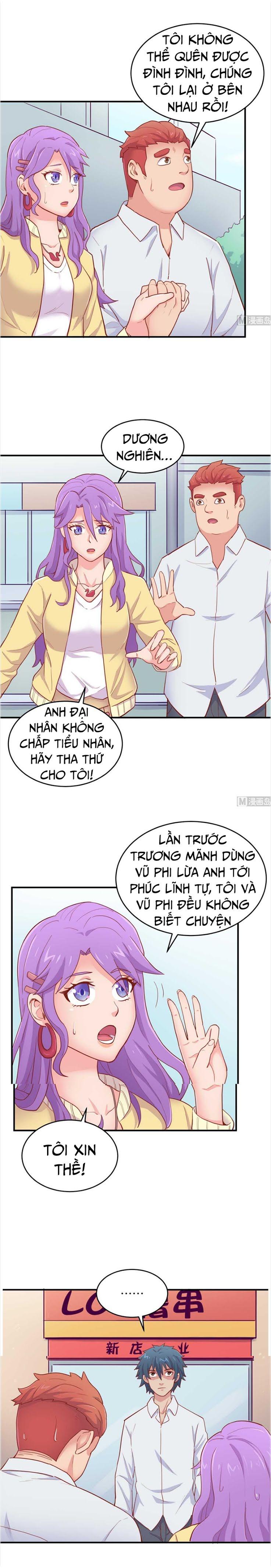 Bác Sĩ Riêng Của Nữ Thần Chapter 63 video - truyenmh.com