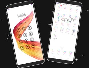 New Tema Oppo Simpe ColorOs Untuk Oppo A83, F5, F7, A3S, A3 dan Realme