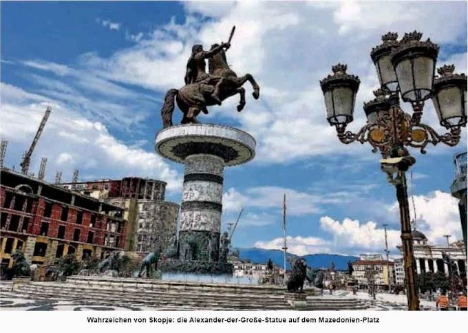 Saarbrücker Zeitung: Mazedonien das noch unbekannte Urlaubsland