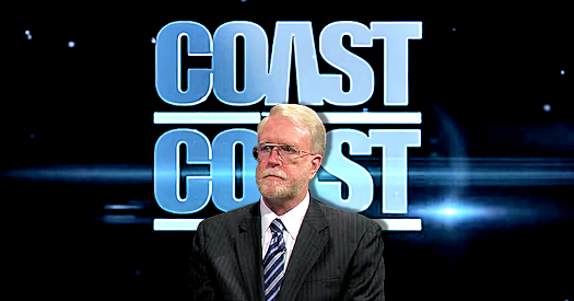 Robert Hastings to Appear on Coast to Coast AM with George Knapp