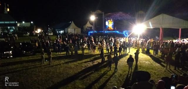 Habiskan Rp821 Juta untuk Festival Sekala Bekhak  yang Monoton