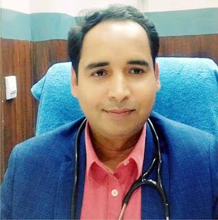 मरीज के लिये दवा के साथ धैर्य व साहस भी होना आवश्यकः डा. अखिलेश सैनी  | #NayaSaberaNetwork