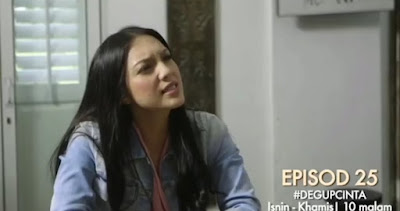 Tonton Drama Degup Cinta Episod 25