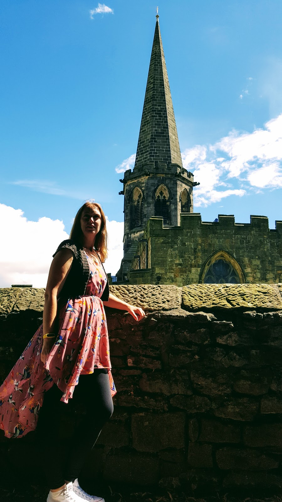 A Summers Day In Bakewell: What I Wore