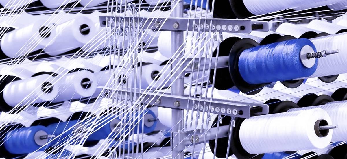Weave plan of weaving factory