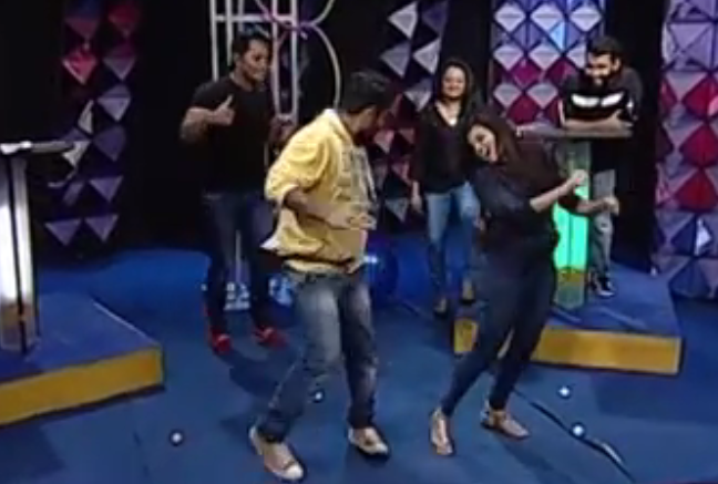Shanudrie Priyasad Hot dance