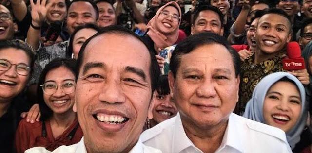 Prabowo Tidak Diajak Jokowi Bicara Soal Wamen Trenggono