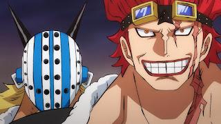 ワンピースアニメ ワノ国編 | ユースタスキッド ギザ男  | ONE PIECE EUSTASS KID | Hello Anime !