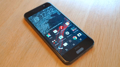 Mat kinh HTC one A9 duoc thay moi