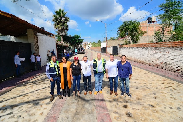 Continúa Gobernador supervisión de obras en región Sierra Occidental