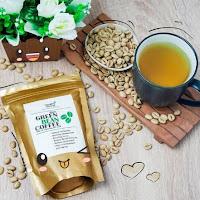 TERLARIS - GREEN COFFEE ( HEALTHY NOONA ) DETOX MURAH