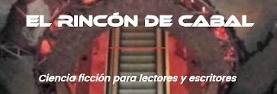 Mejores blogs para escritores - El Rincón de Cabal - David Olier - Blog de ciencia ficción