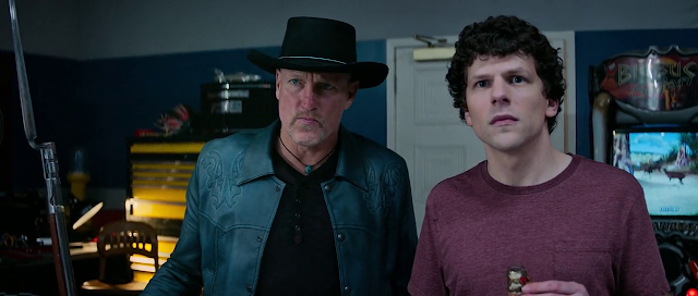 Zombieland: Double Tap (2019) Dual Audio [Hindi-DD5.1] 720p BluRay ESubs Download