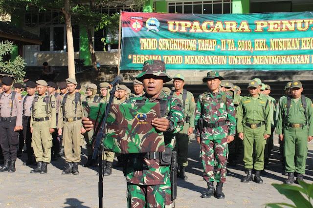 Inilah Capaian Program TMMD Sengkuyung Tahap II Kodim Surakarta