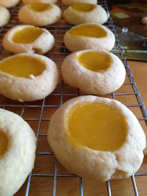 Lemon sweetie pies, or an exercise in turning a kitchen disaster into pop art