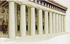 Ο Εχετλαίος, τα παράξενα όπλα του και τα ανεξήγητα φαινόμενα της μάχης του Μαραθώνα.