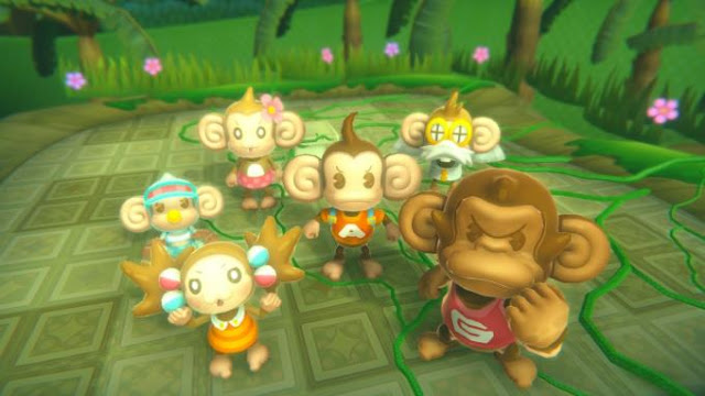 Super Monkey Ball Banana Blitz HD is an updated arcade released in 2006