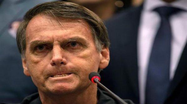 Presentarán en Brasil solicitud de destitución contra Bolsonaro