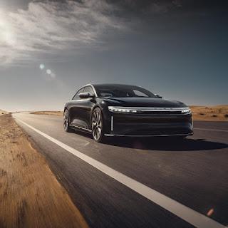 لوسيد موتورز تعلن بدء الحجز المسبق على سيارتها الكهربائية في الشرق الأوسط