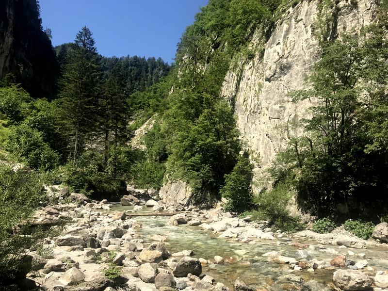 Garnitzenklamm Austria