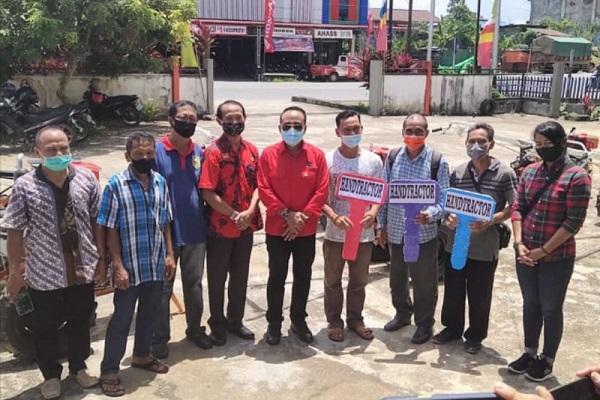 DPR RI Bang Kris Laksanakan Reses di Sanggau