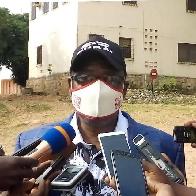 Atakpamé : Michel Yaovi AMETODJI porté à la tête de la ligue des Plateaux de football