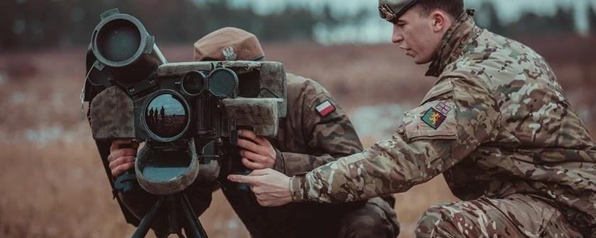 Польська тероборона вчиться застосовувати ПТРК Javelin