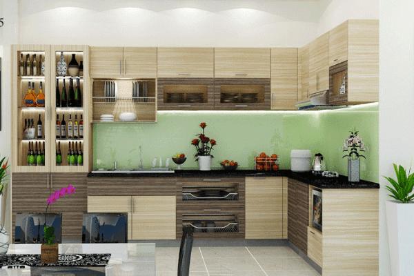 Các điều bạn cần lưu ý khi thiết kế lắp đặt tủ bếp theo phong thủy chonhà bạn