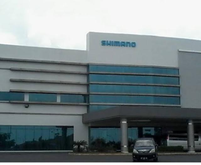 Lowongan Kerja PT Shimano Batam Jobs, Production Engineer, Production Control, Etc