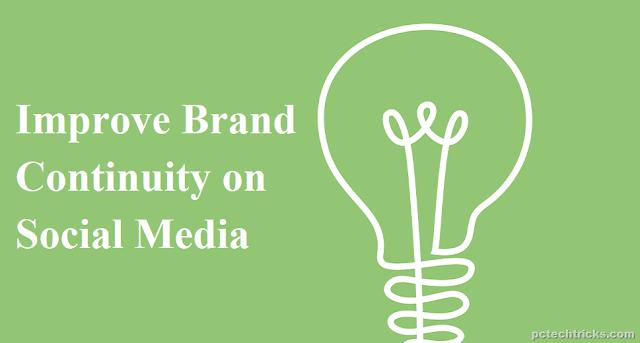 Brand Continuity on Social Media