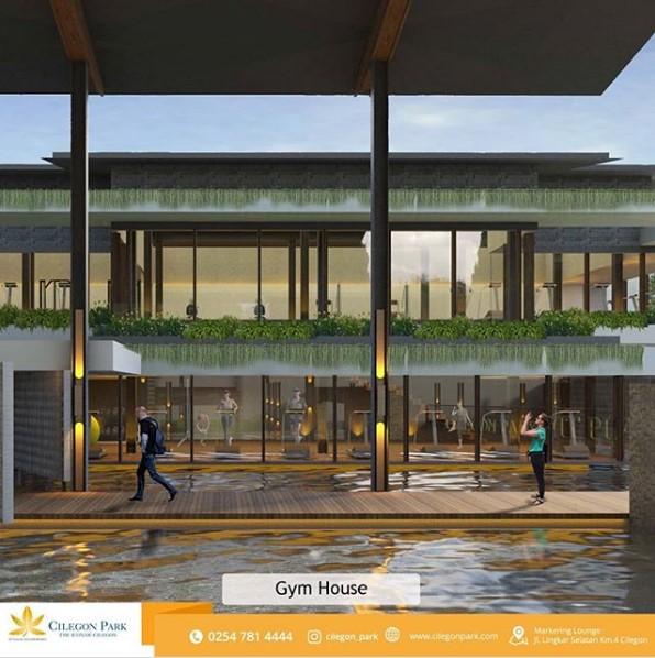 Segera Hadir Gym House di Cilegon Park