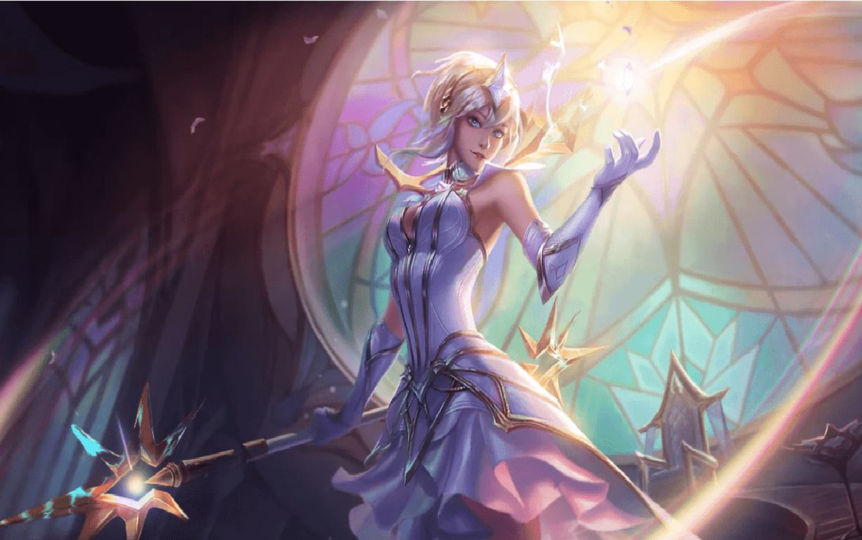 Lux League of Legends [Wallpaper Engine Free]