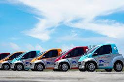 Toyota Astra Luncurkan Mobil Listrik Mungil EV Smart Mobility di Bali