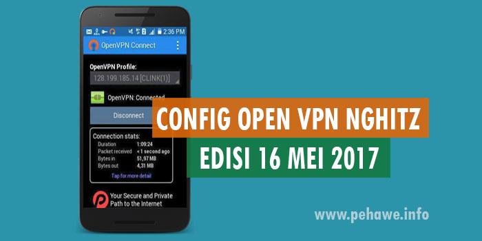 Download Config Open VPN Axis Hitz Mei Terbaru Work
