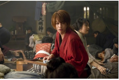 Ruroni Kenshin liveaction movie imagenes