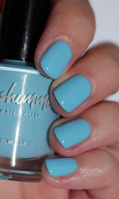 KBShimmer Harbour a Crush swatch by Streets Ahead Style