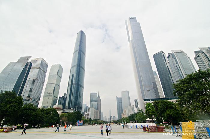 Huacheng Square Guangzhou China