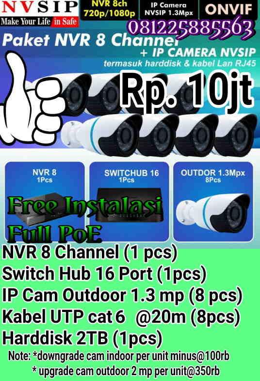 paket-ipcam-nvsip-8chanel