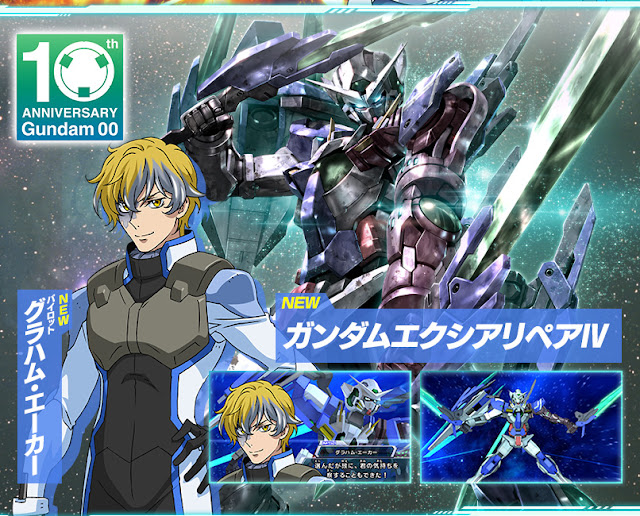 Gundam TRY AGE Operation ACE 03 Reveals new Key Visuals - Gundam Kits Collection News and Reviews