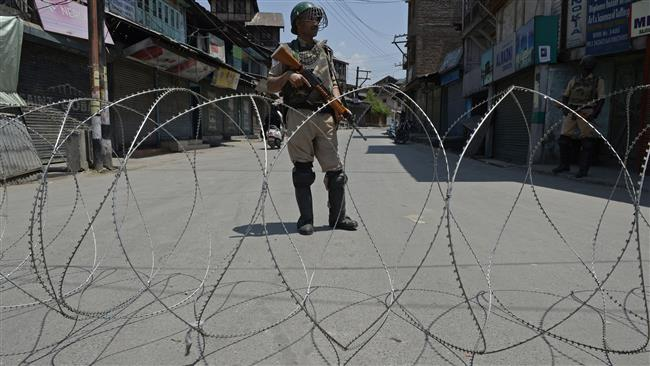 Indian troops says 4 suspected militants killed in Kashmir attack