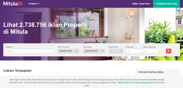 Situs Jual Beli Rumah Gratis di Indonesia