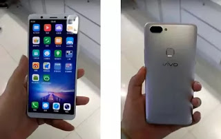 Vivo X20 Plus Full Specifications and Price