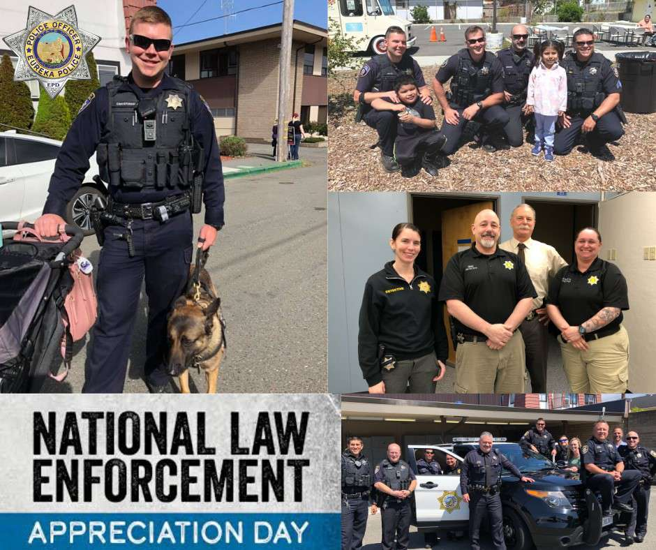 National Law Enforcement Appreciation Day Wishes Awesome Images, Pictures, Photos, Wallpapers