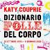 Katy Couprie. Dizionario folle del corpo in mostra a Palazzo delle Esposizioni