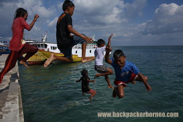 Turnamen Foto Perjalanan: Laut. Pulau Tomia Wakatobi. © Indra Setiawan - Backpacker Borneo
