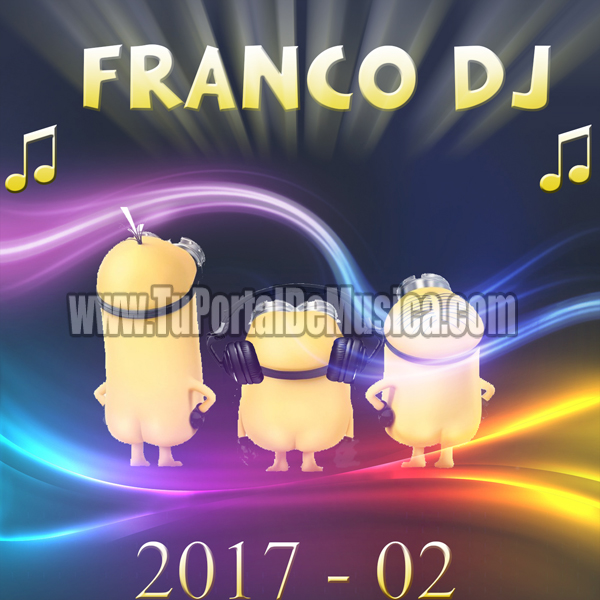 Franco Dj Volumen 2 (2017)