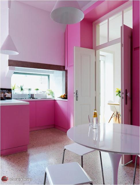 Top 20 Pink Kitchens 14