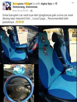 Testimoni Agbasya Aksesoris Mobil